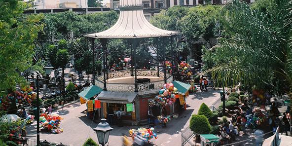Jardín Juárez; Cuernavaca, Morelos | CARTELERA CULTURAL UNINTER