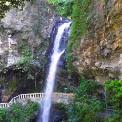 Cascada Salto de San Antón